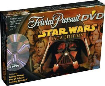 Trivial Pursuit Star Wars